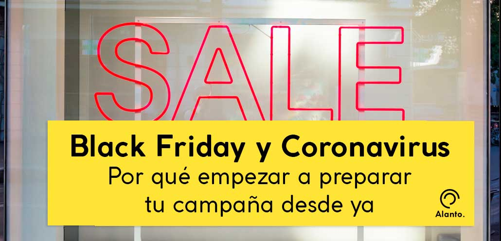 black friday coronavirus