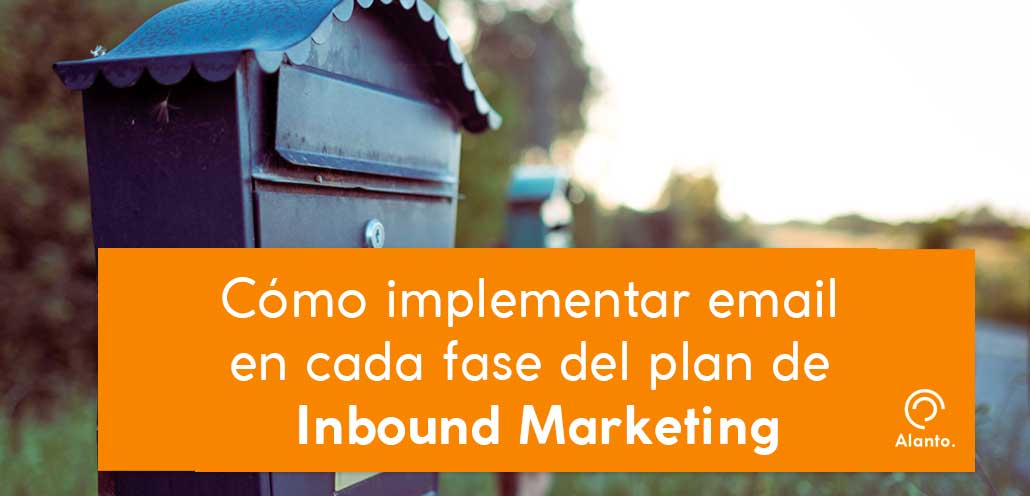 email fases inbound marketing
